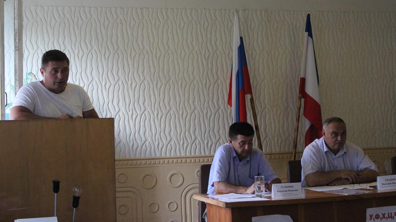 Руководитель УК «Югжилсервис-2» принял участие в выездном аппаратном совещании