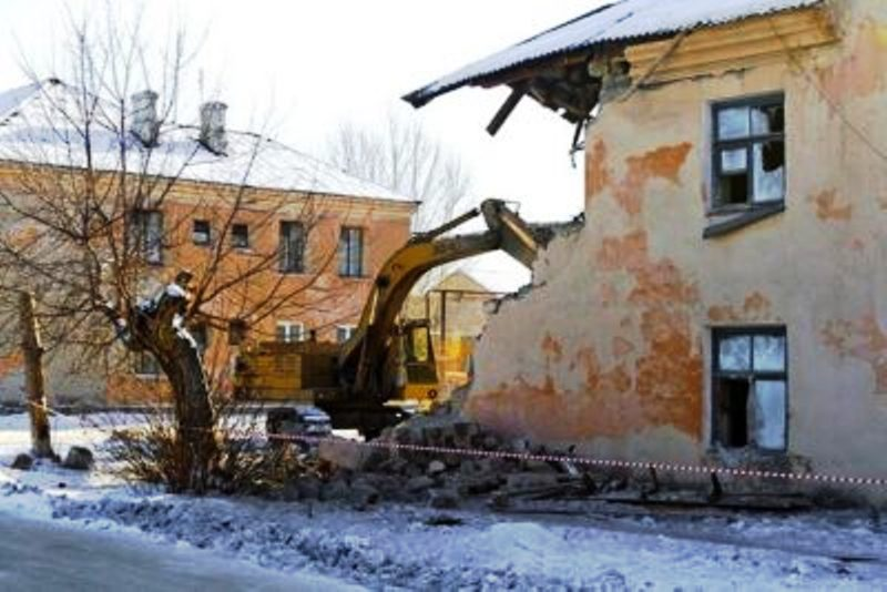 В Крыму предложили способ ускорить переселение из аварийных домов