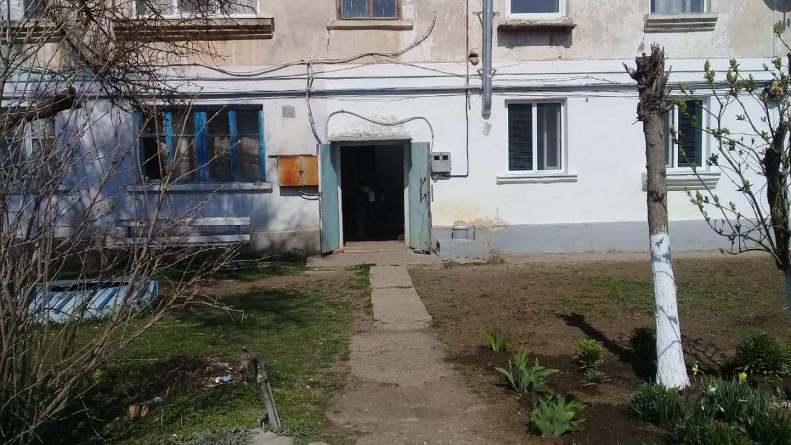 ДЕЗИНФЕКЦИЯ 04.04.2020 г. село Крымское Сакского района