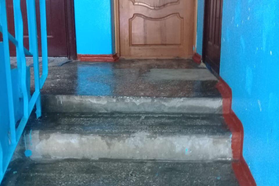 Проведена генеральная уборка МКД в Евпатории, пгт. Заозёрное