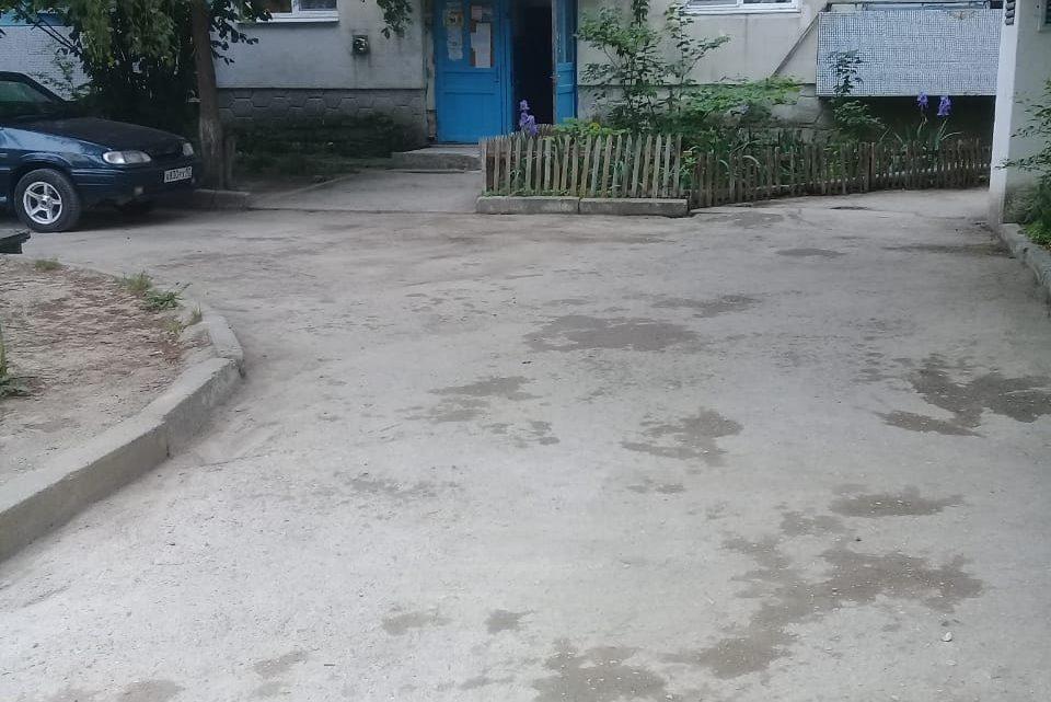 Проведена генеральная уборка МКД в Бахчисарайском районе